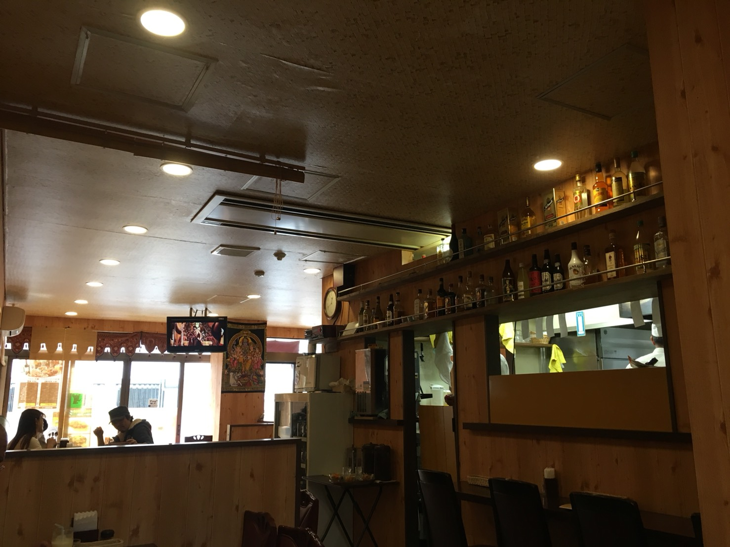 【大塚駅】インドカレー人気店「リトルムンバイ」インスタでお得の店内