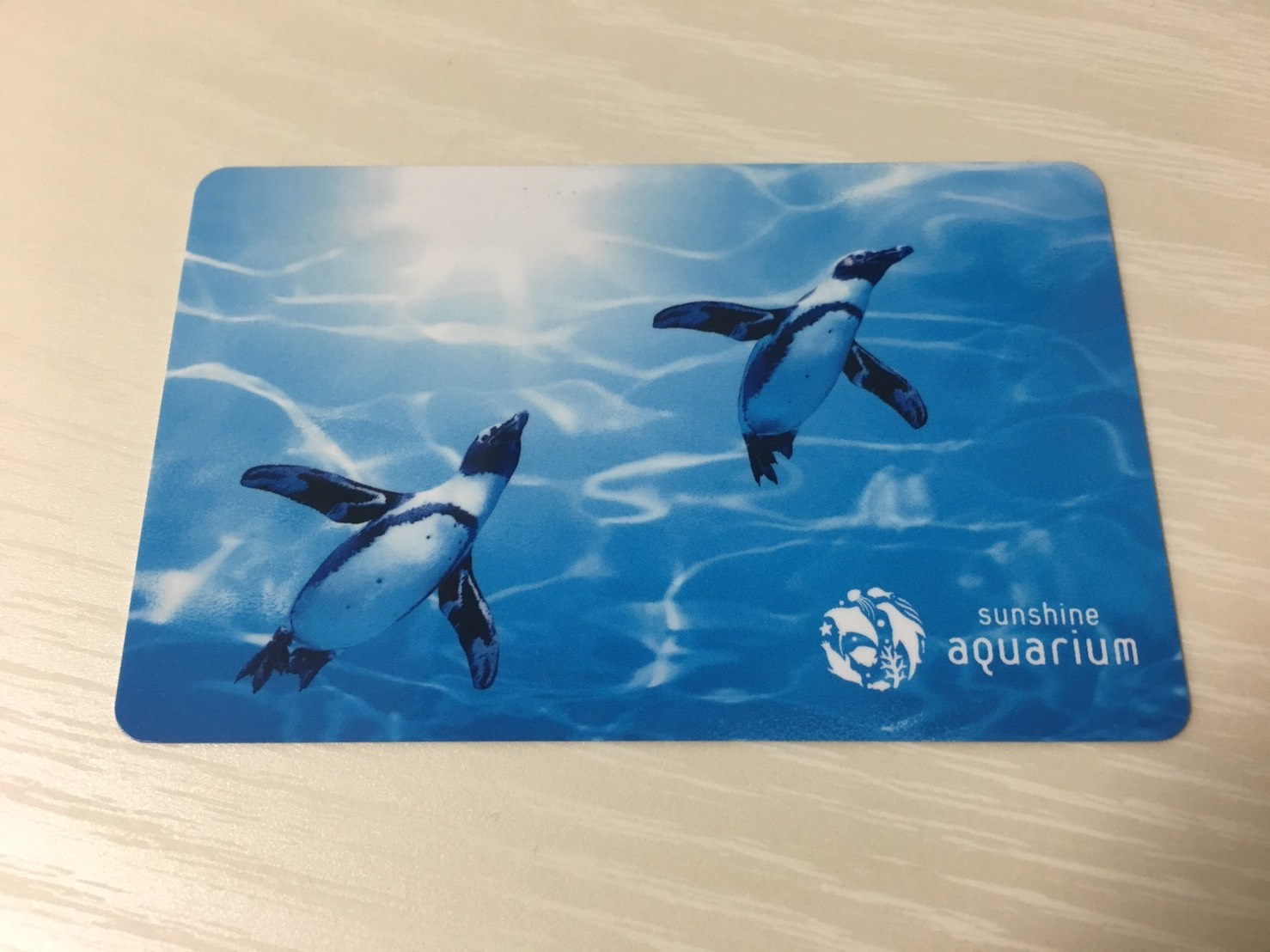 【池袋駅】「サンシャイン水族館」で癒されようよ!ほら早く!の年間パスポート