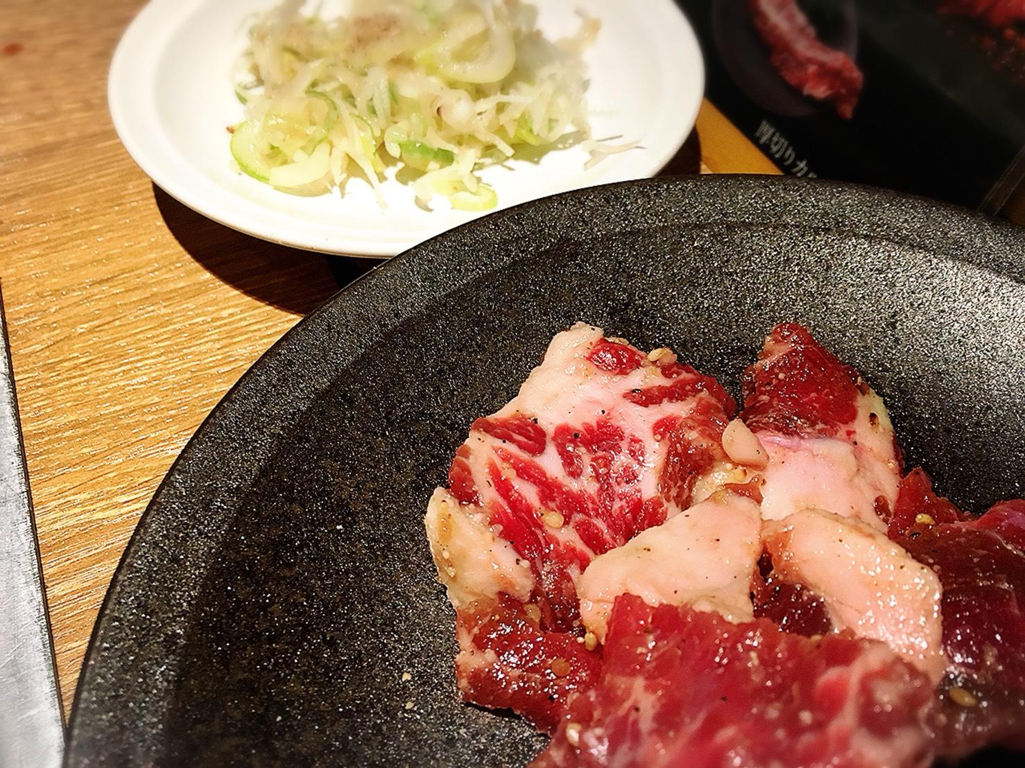 【池袋駅】激おすすめ「焼肉叙庵 サンシャインイン60通り店」のネギ塩カルビ
