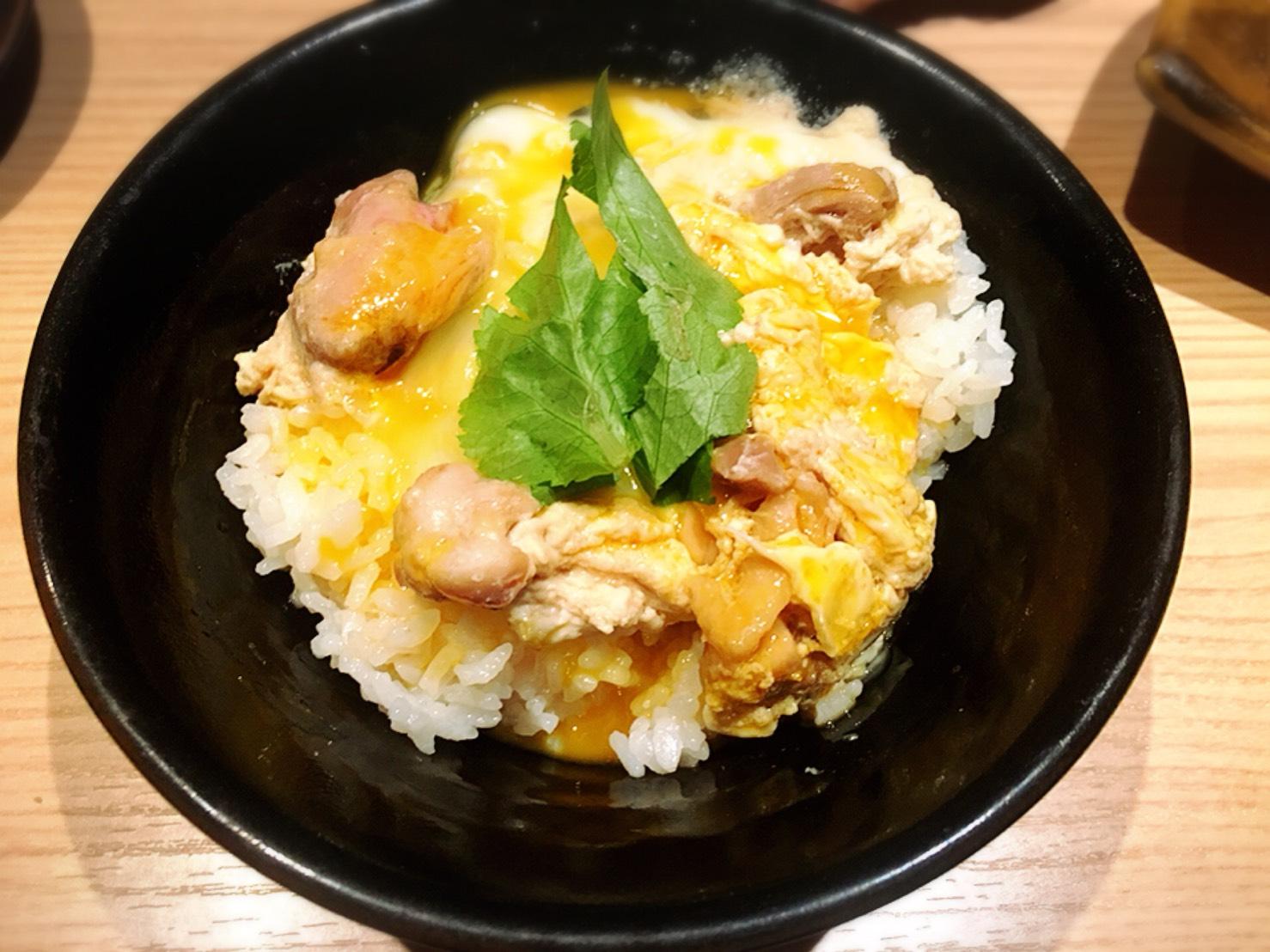 【池袋駅】大宴会もできる!九州料理の「福栄組合 池袋店」の〆の小さな親子丼