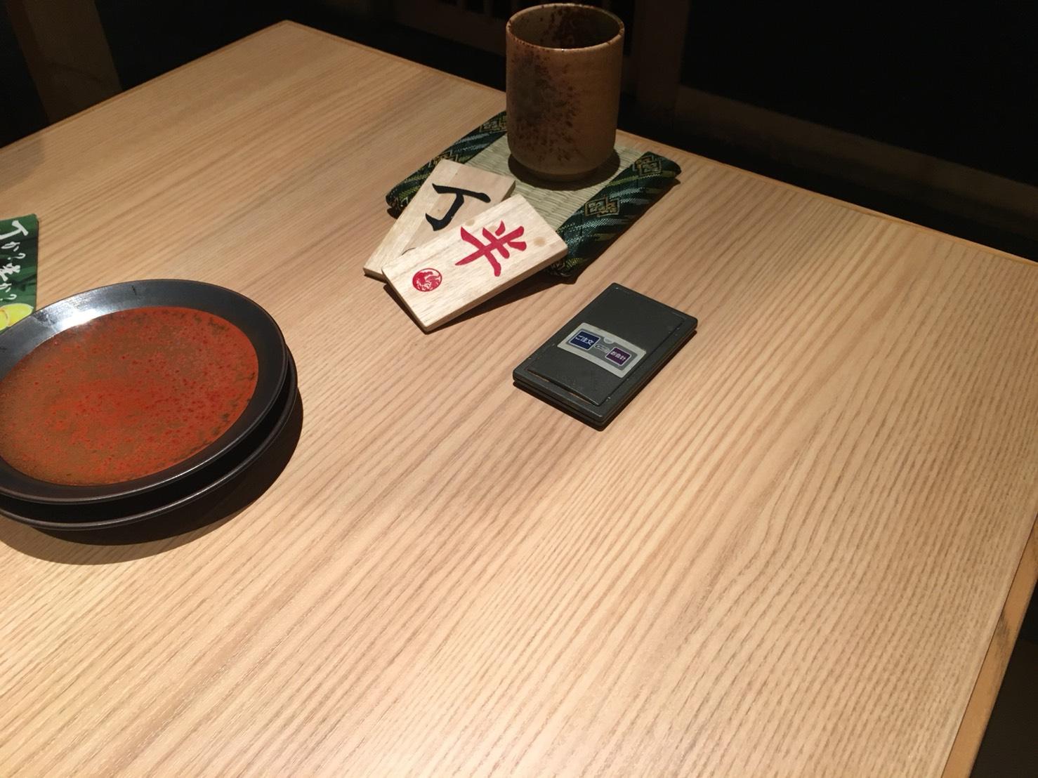 【池袋駅】大宴会もできる!九州料理の「福栄組合 池袋店」のテーブル
