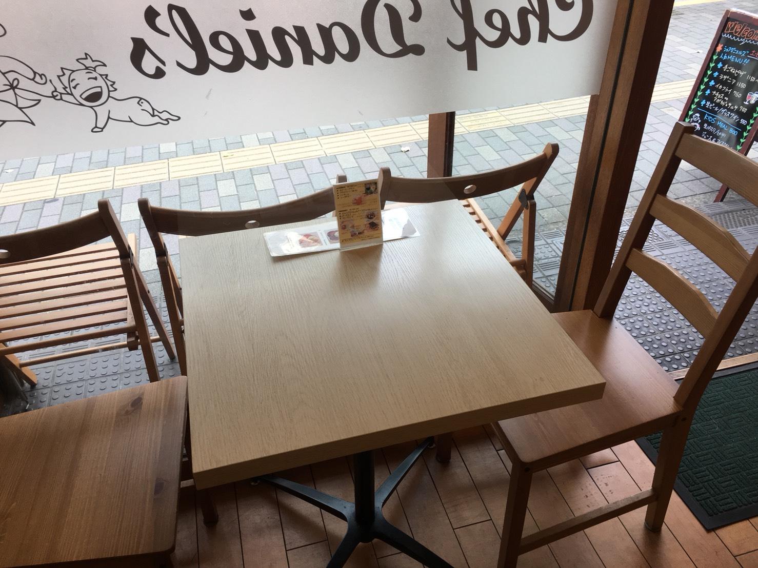 【駒込駅】外国人シェフのイタリアン「Chef Daniel's」超カワイイの店内3