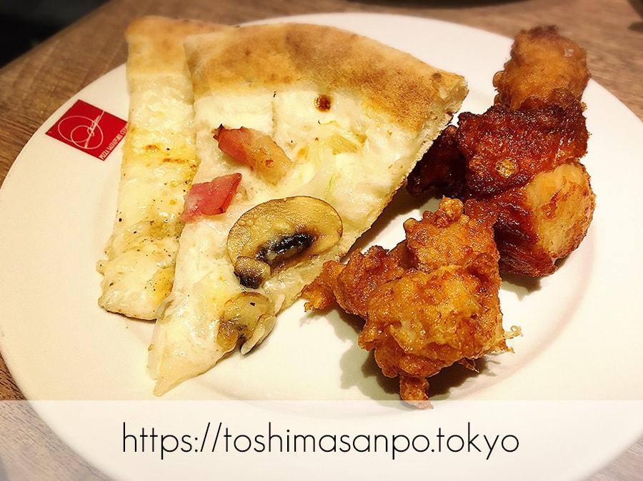 【新宿駅】ピザもパスタもスイーツも。大満足1280円ビュッフェ「PIZZA SALVATORE CUOMO サブナード」のビュッフェ6