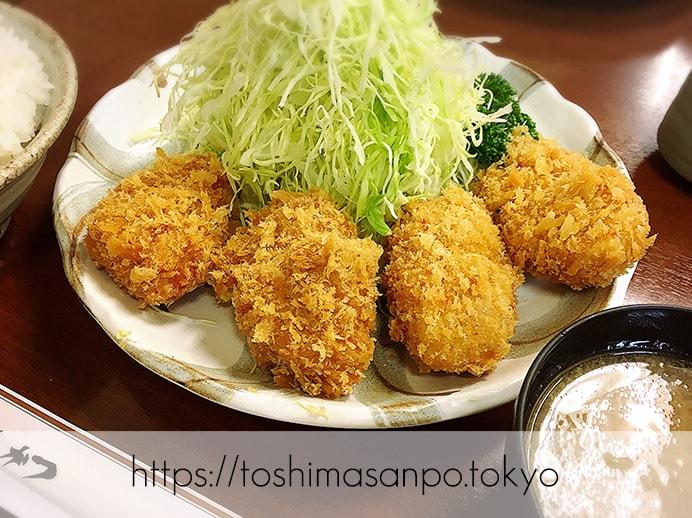 【池袋駅】ガッツリの食べ応え!ランチに食べたいボリューム満点・胃袋大満足のとんかつは「清水屋」のヒレかつ定食
