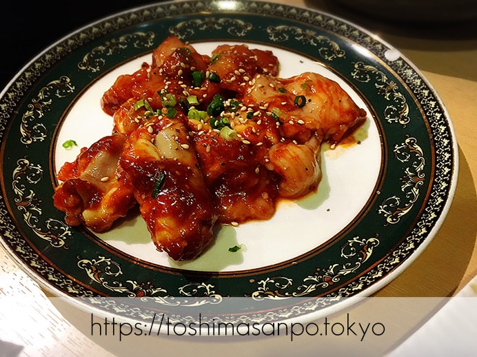 【新宿駅】なにこの初体験チーズキムチチヂミ!極上お肉も激安激うま!牛タンなど激人気店「韓感」のホルモン3品盛り合わせ