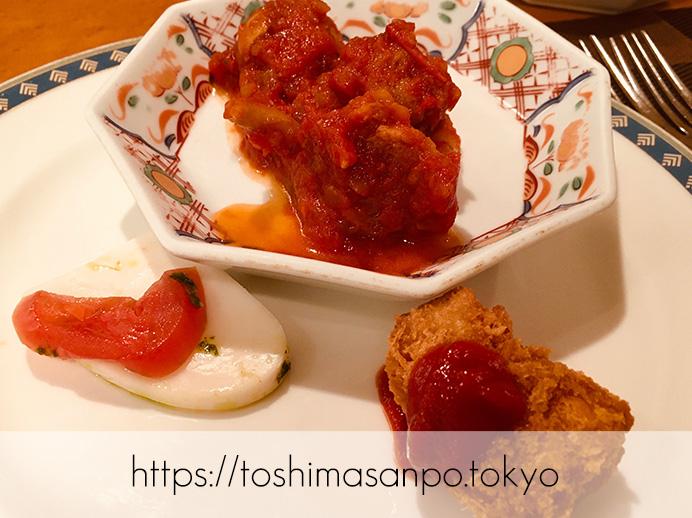【池袋駅】サンシャインシティプリンスホテルのビュッフェ知ってる?気兼ねなく入れる「レストラン バイエルン」の料理5
